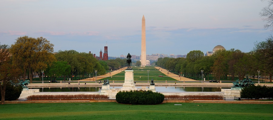 dc hotels near the national mall