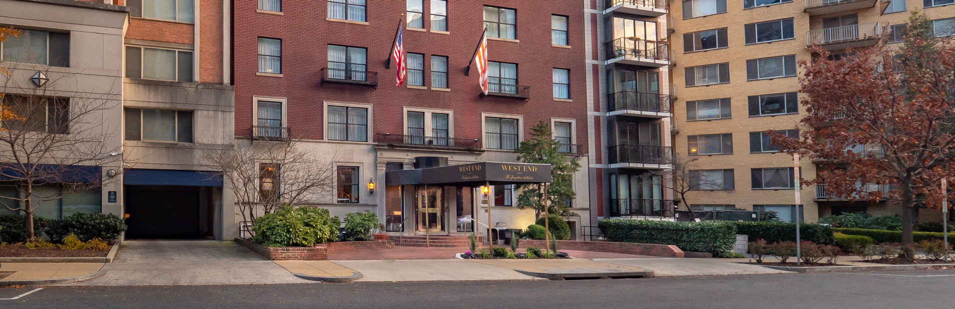 boutique hotel rooms in georgetown dc