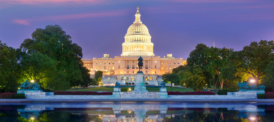 summer travel deal to washington dc